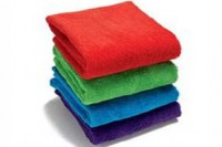 Махровые полотенца 35*70