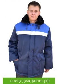 Куртка утеплённая Бригадир