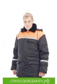 Куртка утепленная МЕТЕЛИЦА